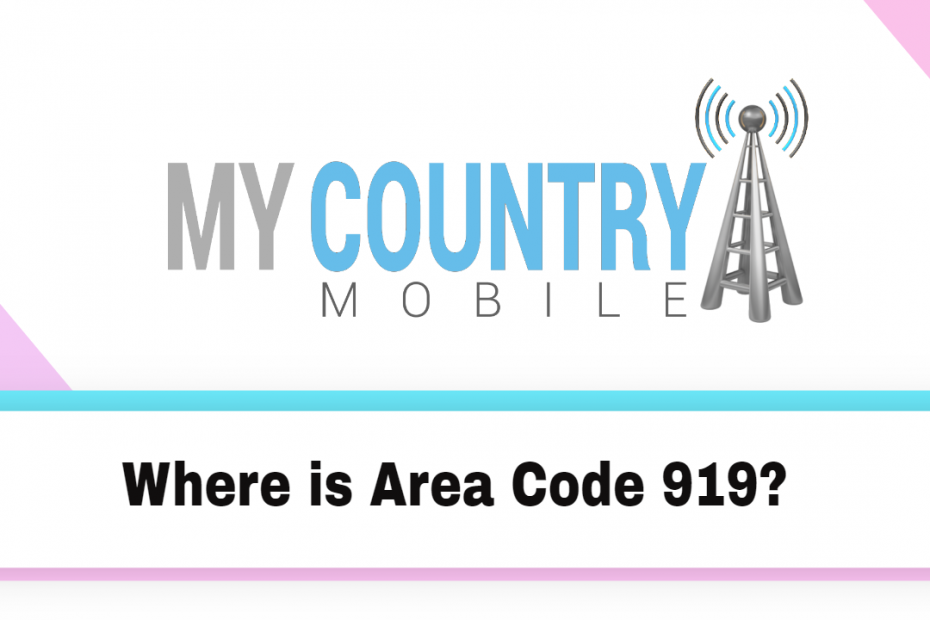 Where is Area Code 919? - My Country Mobile Meta description preview: