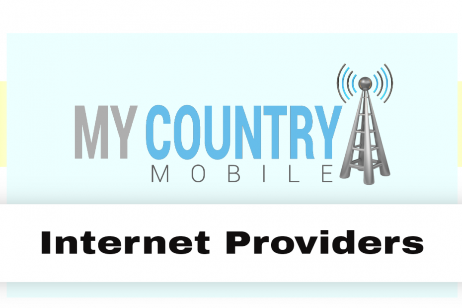 Internet Providers - My Country Mobile