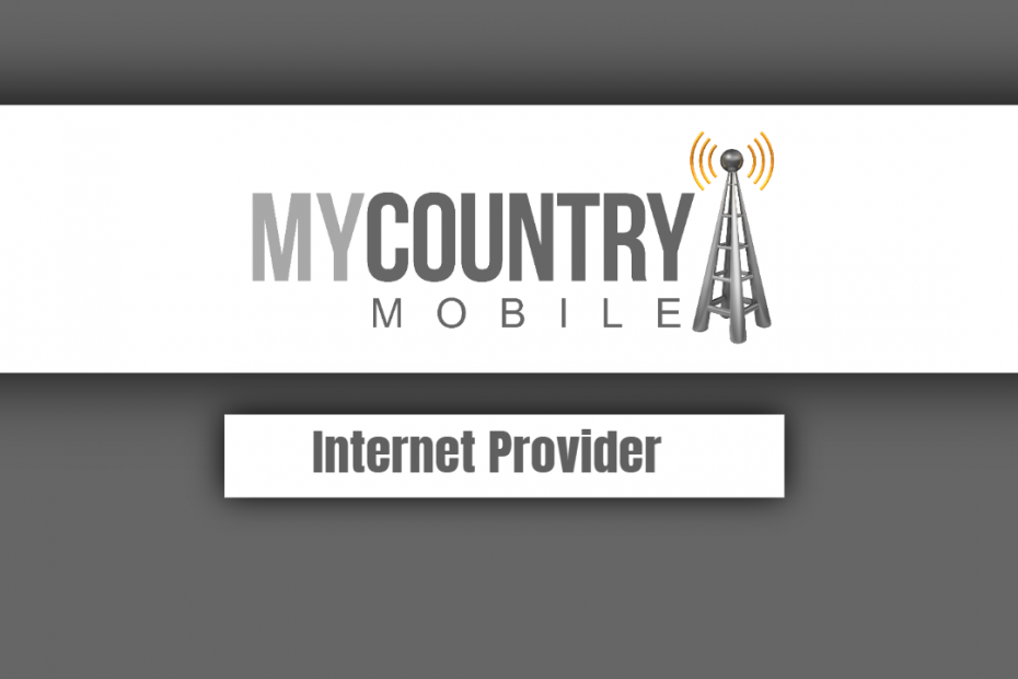 Internet Provider - My Country Mobile