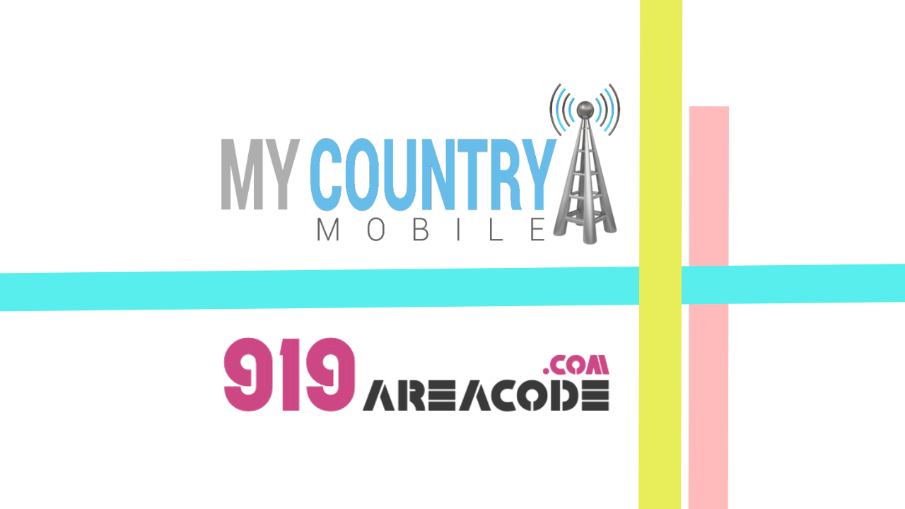 919 Area Code North Carolina   My Country Mobile